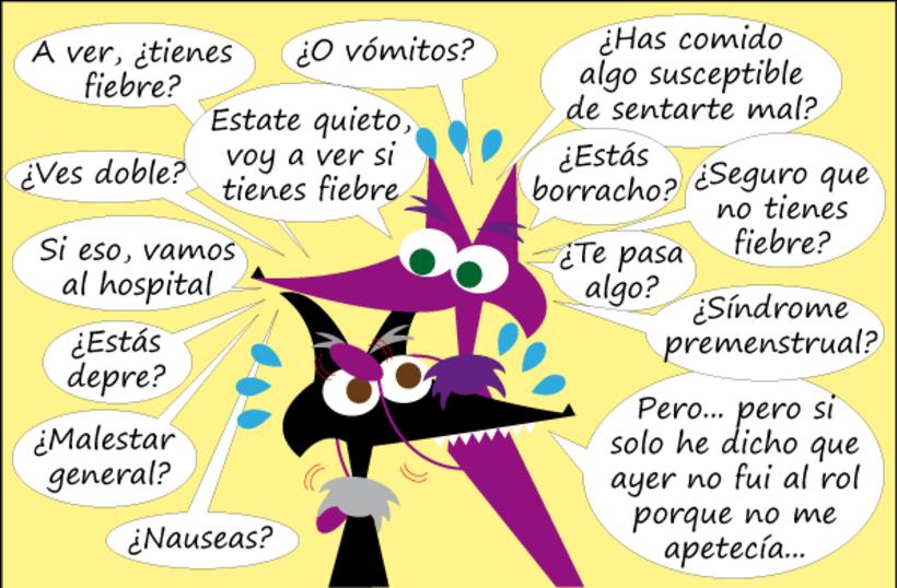Cómics Lobeznos II 1