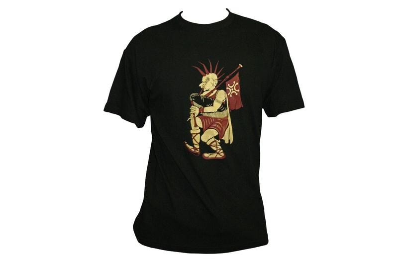 Diseño de movito para camiseta (serigrafía) 0