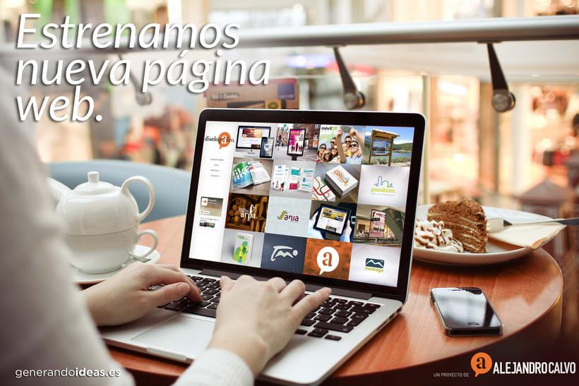 Visita nuestra nueva web, nuevos proyectos! 0
