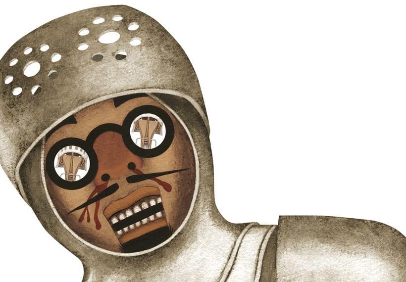 Ilustraciones para «El Quijote» 5