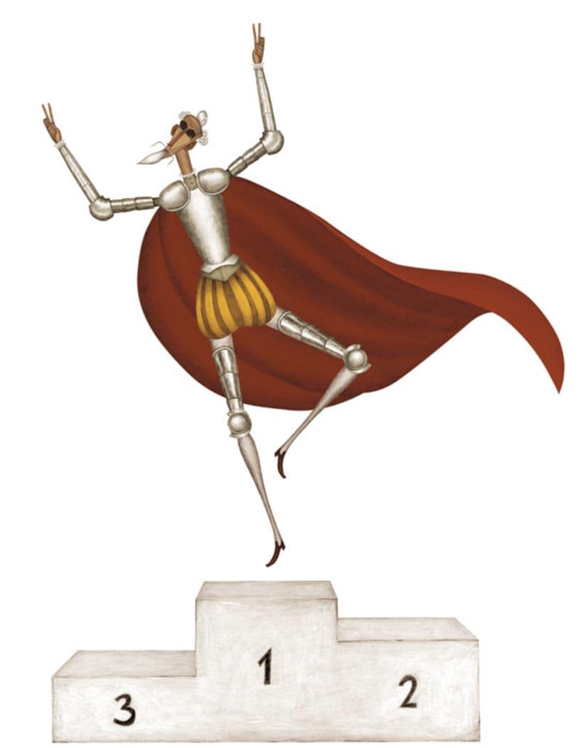 Ilustraciones para «El Quijote» 2
