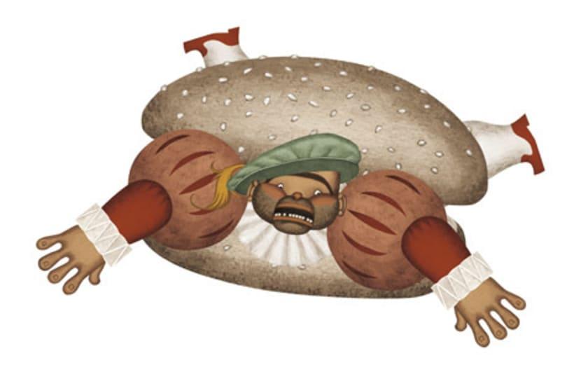 Ilustraciones para «El Quijote» 9