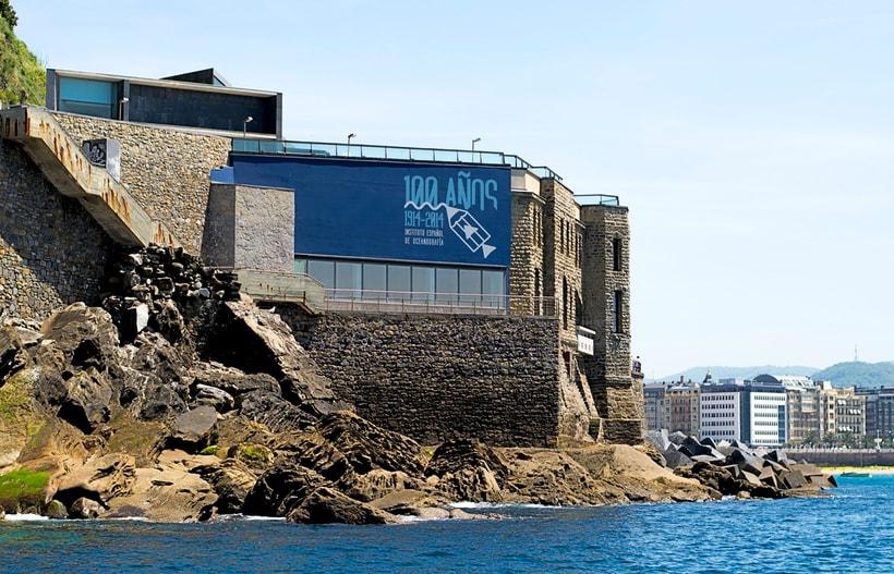 Propuesta Concurso Logotipo: Centenario del Instituto Español de Oceanografía 7