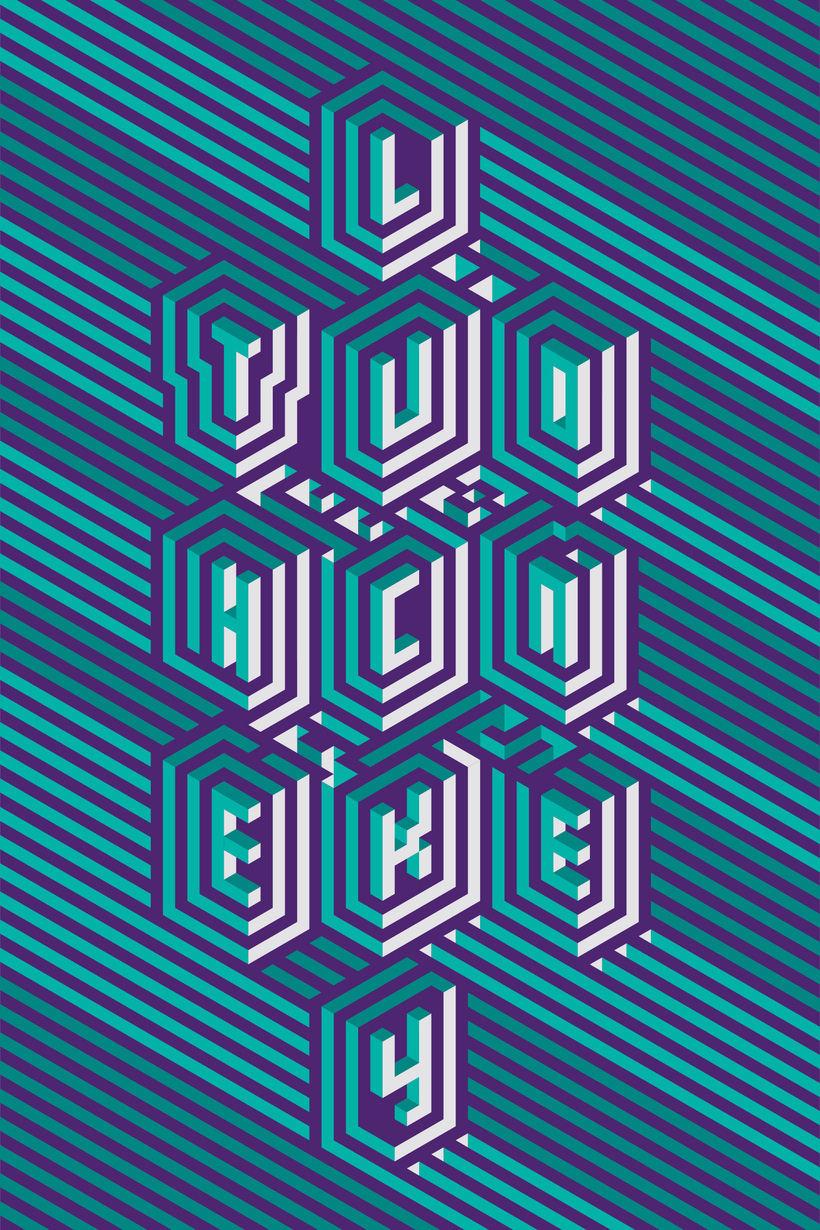Typographic Posters 21