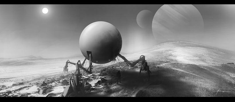 Sci-fi concepts 0