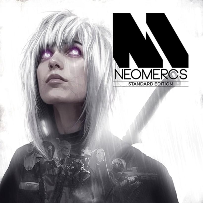 Neomercs - Juego de Cartas 18