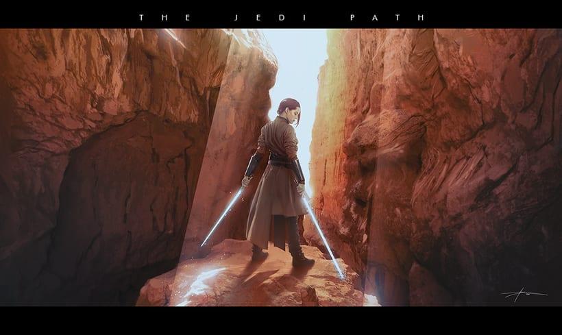 The Jedi Path -1