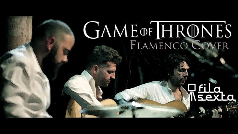 #flamencodetronos - Game of Thrones flamenco cover  0