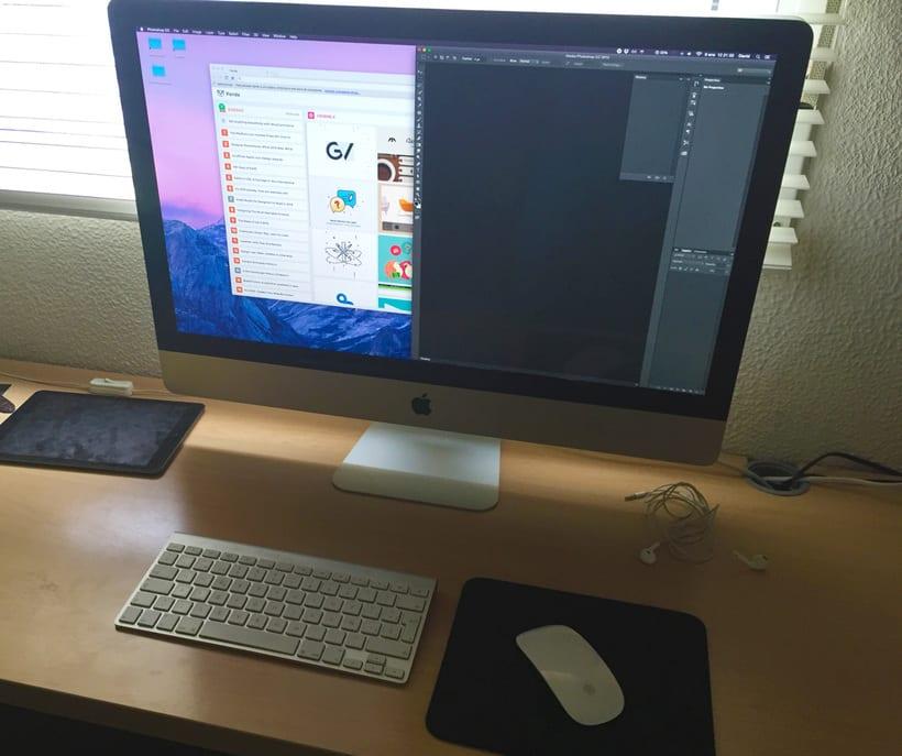 Vendo iMac 27'' Mid 2011 2