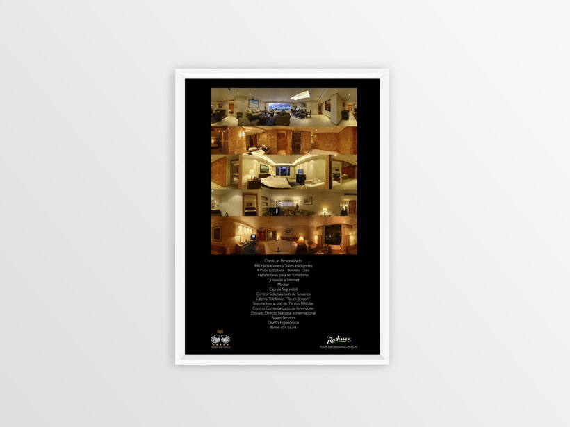 Radisson Eurobuilding Hotel Caracas - Noi Studio 1
