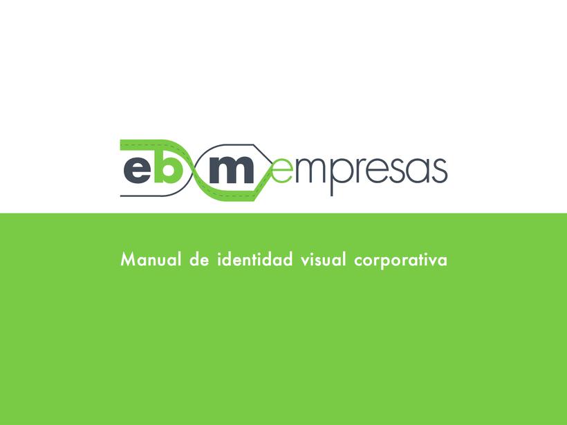 Manual de identidad visual En Bici por Madrid Empresas 1