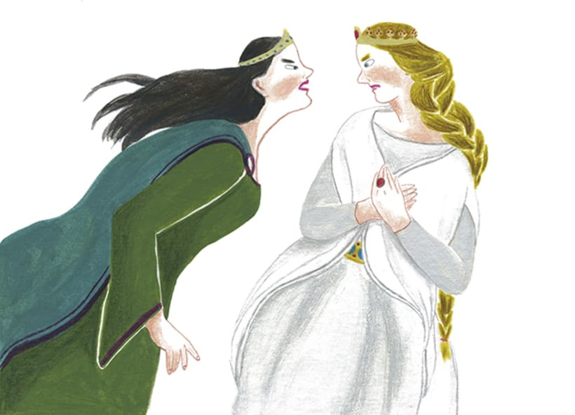 Sigfrido e i Nibelunghi 6