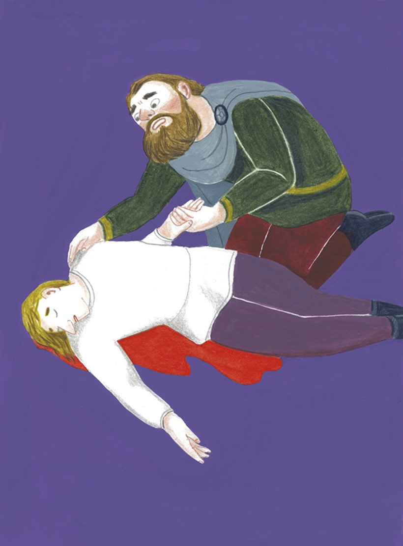 Sigfrido e i Nibelunghi 8
