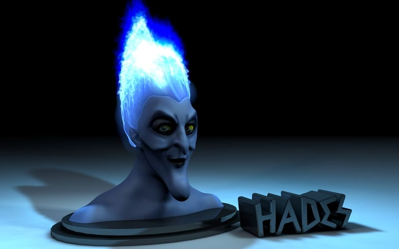 Hades Disney. Proyecto Final 1