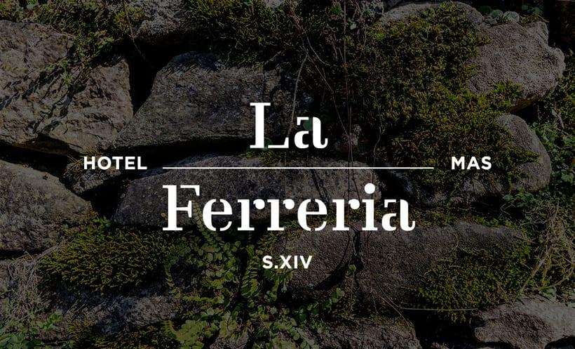 Hotel Mas La Ferreria 1
