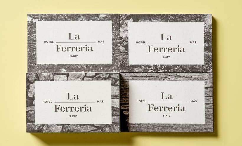 Hotel Mas La Ferreria 11