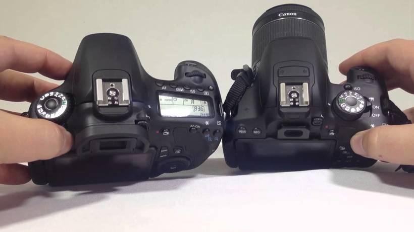 Canon t5i o 60D  1