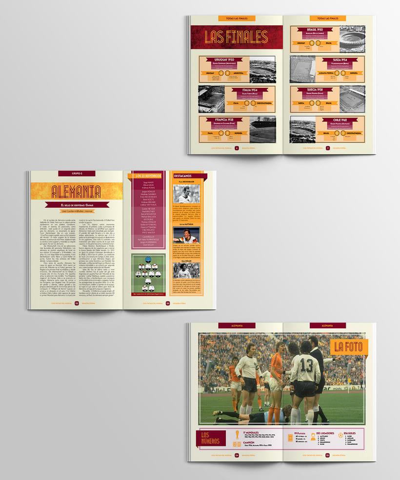 Guia Vintage del Mundial 2