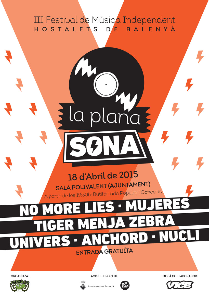 LA PLANA SONA Festival 0