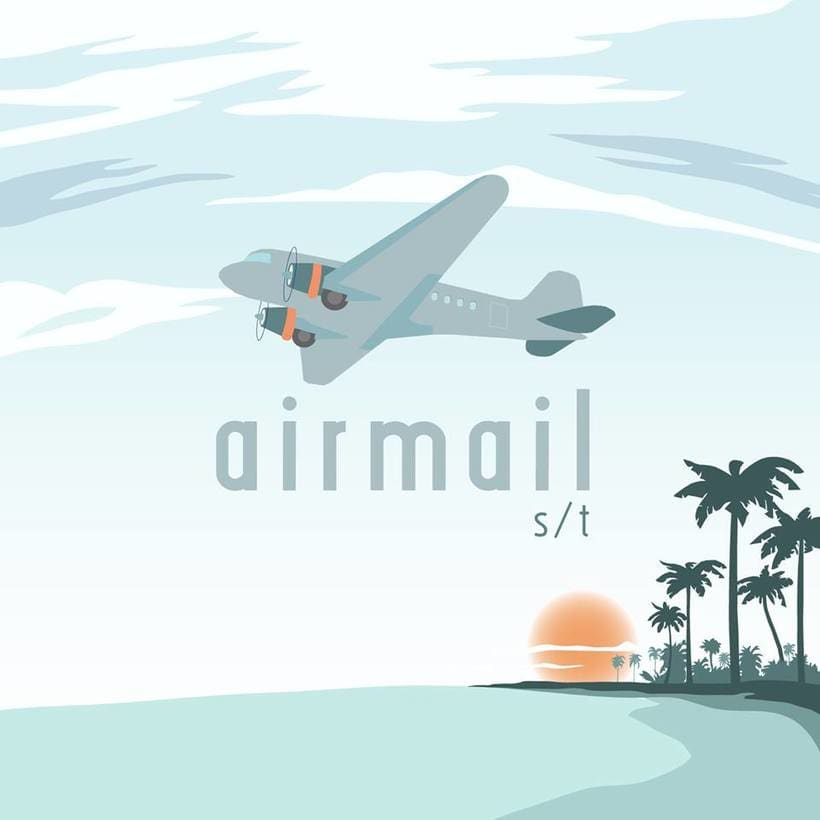 AIRMAIL album cover -1