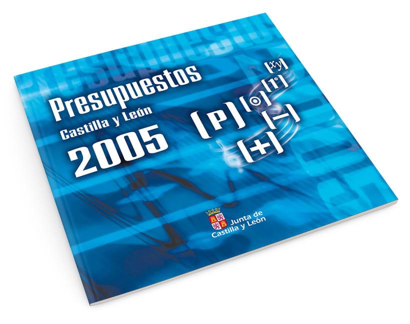 Presupuestos de Castilla y León 2005 0