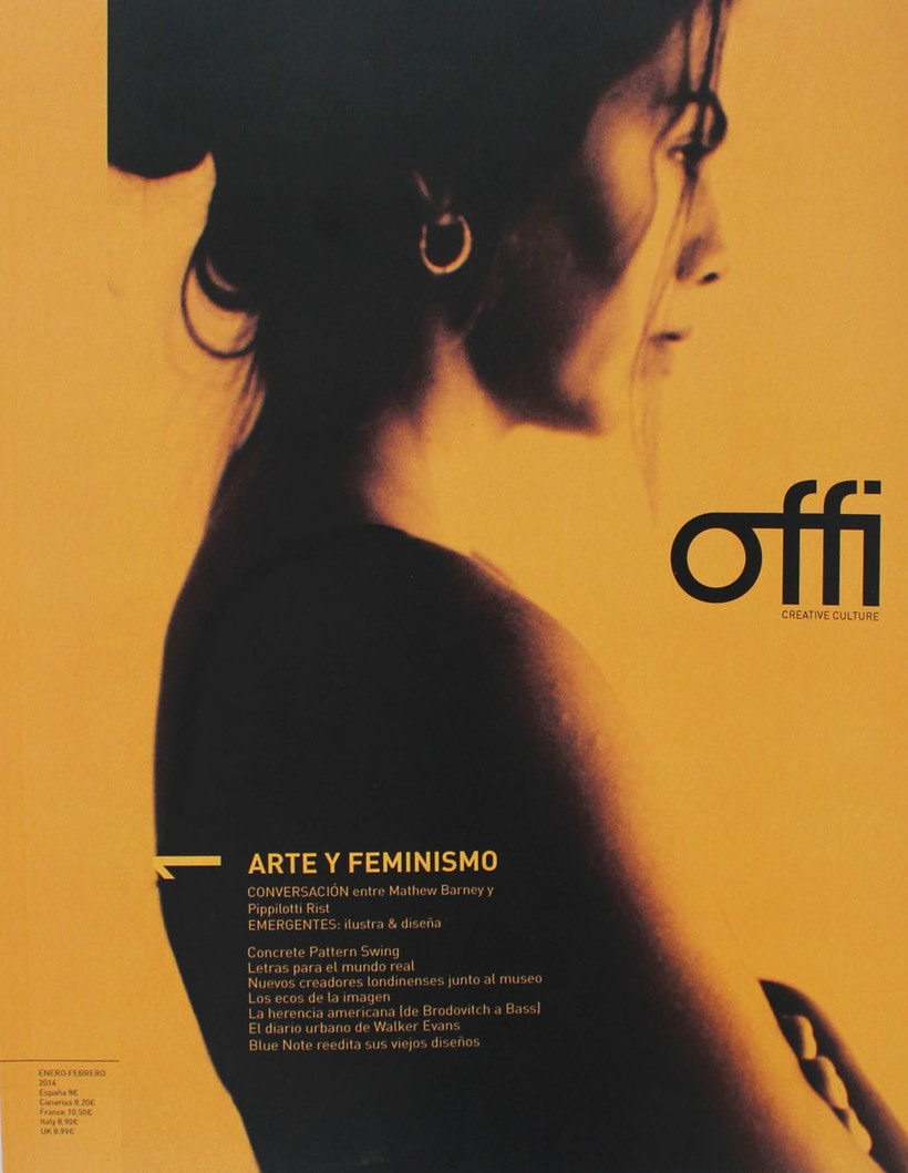 Offi Magazine I 0