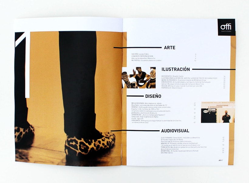 Offi Magazine I 1