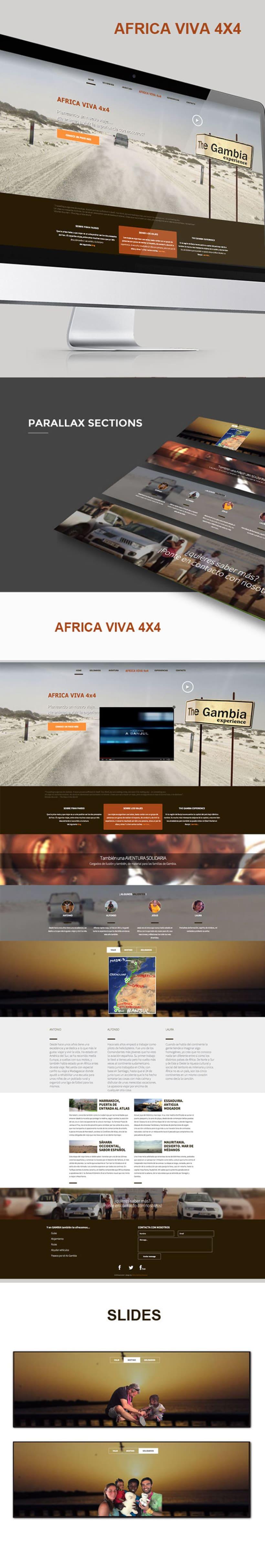Web - AFRICA VIVA 4X4 - SLIDES -1