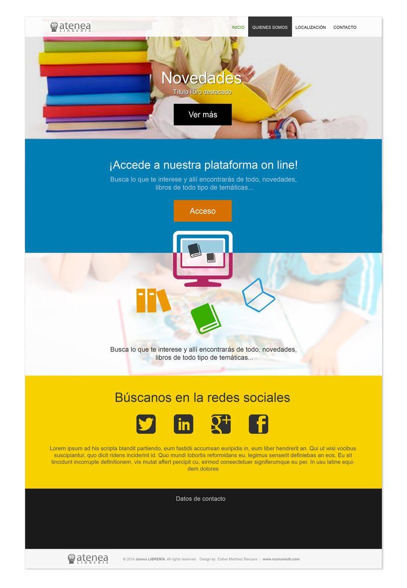 Design proposals for online libraryNuevo proyecto -1