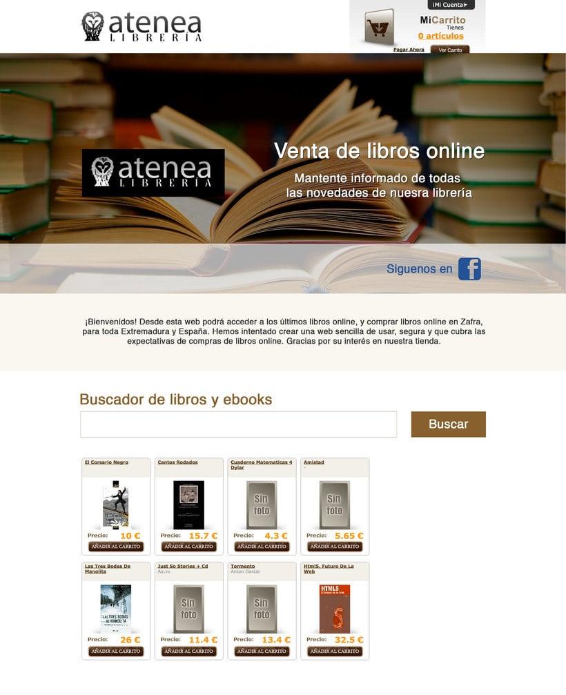 Design proposals for online libraryNuevo proyecto 6