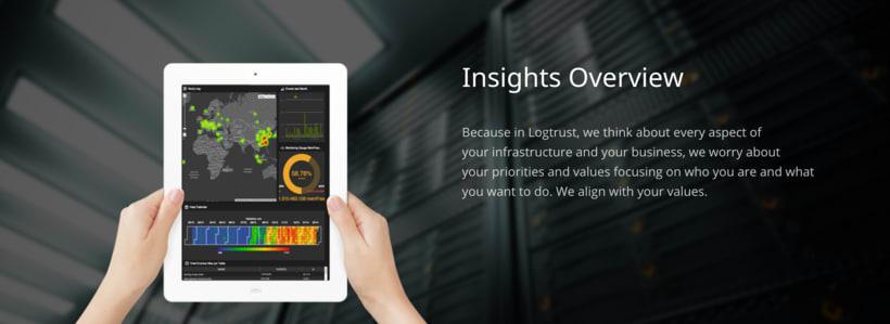 Design back end for Web App - logtrust 6