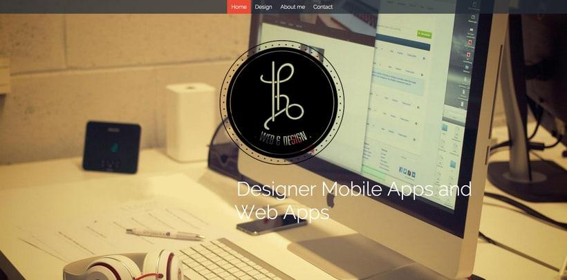 Web design - responsive - recmaresth.com 0