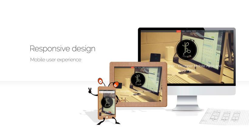 Web design - responsive - recmaresth.com 1