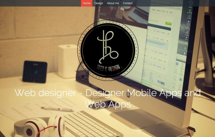 Web design - responsive - recmaresth.com 4