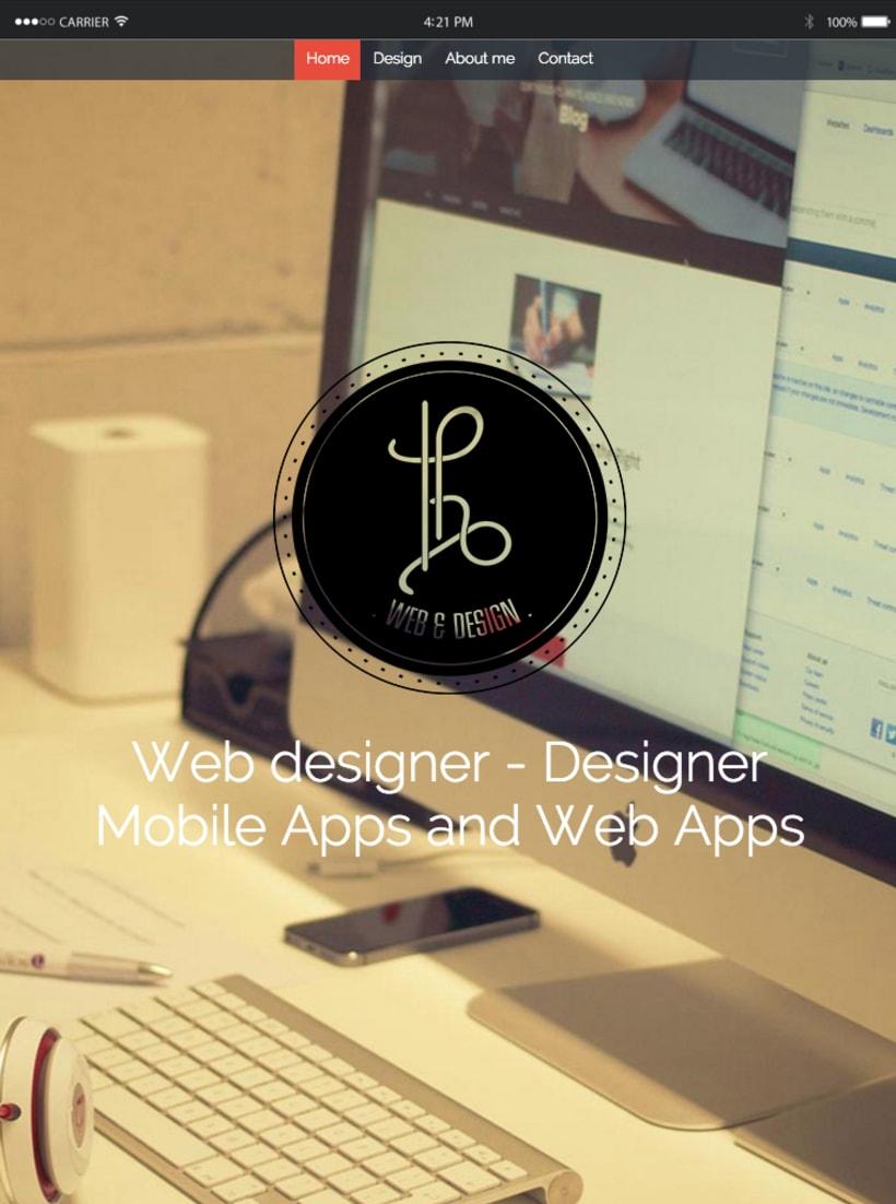 Web design - responsive - recmaresth.com 5
