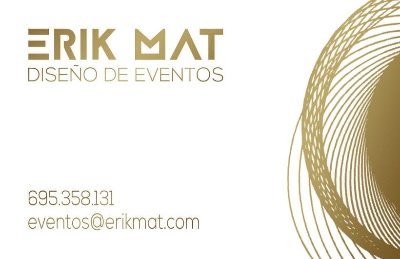 Erik Mat Eventos 2