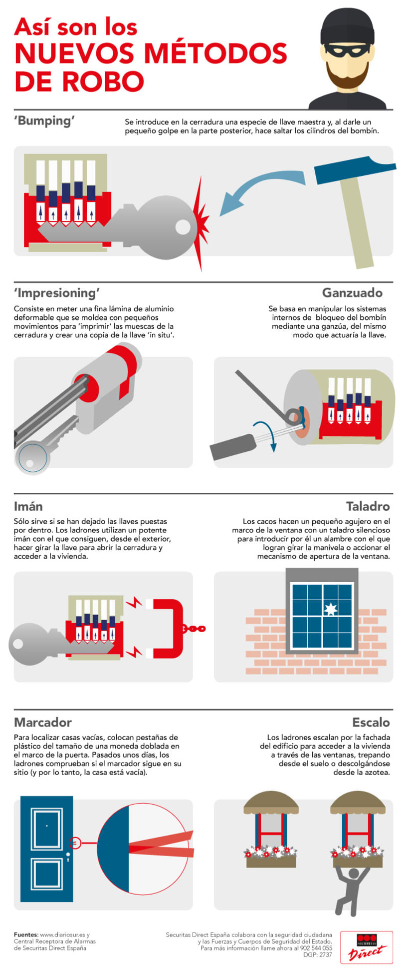 Infografía corporativa SD 4