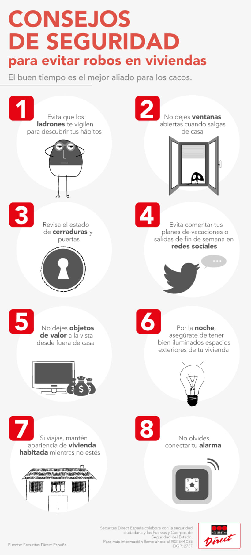 Infografía corporativa SD 5