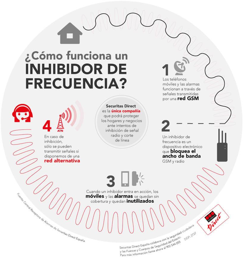 Infografía corporativa SD 8