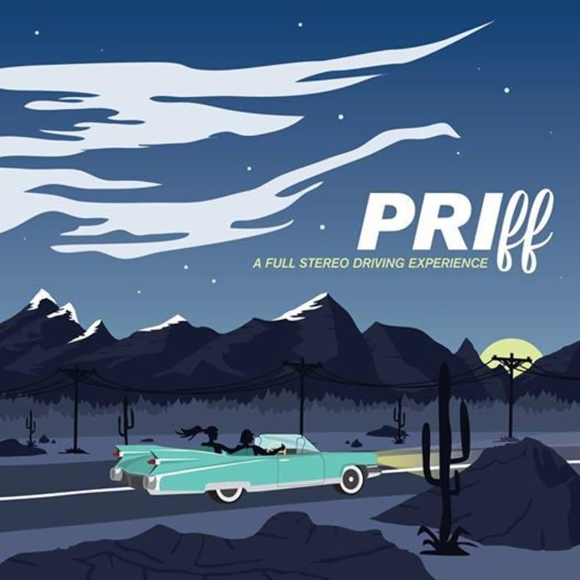 PRIff album cover -1