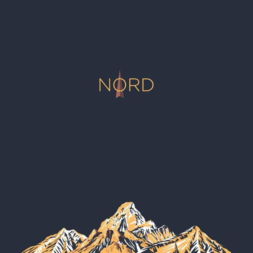 NORD album cover & artwork -1