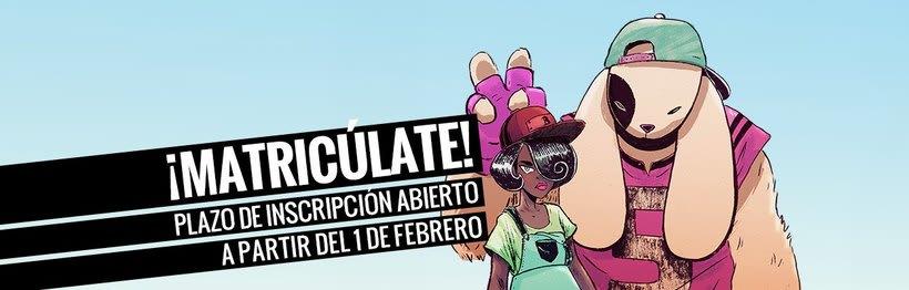 Cursos en ESDIP: animación, ilustración, cómic, videojuegos, diseño web, tatuaje... 1