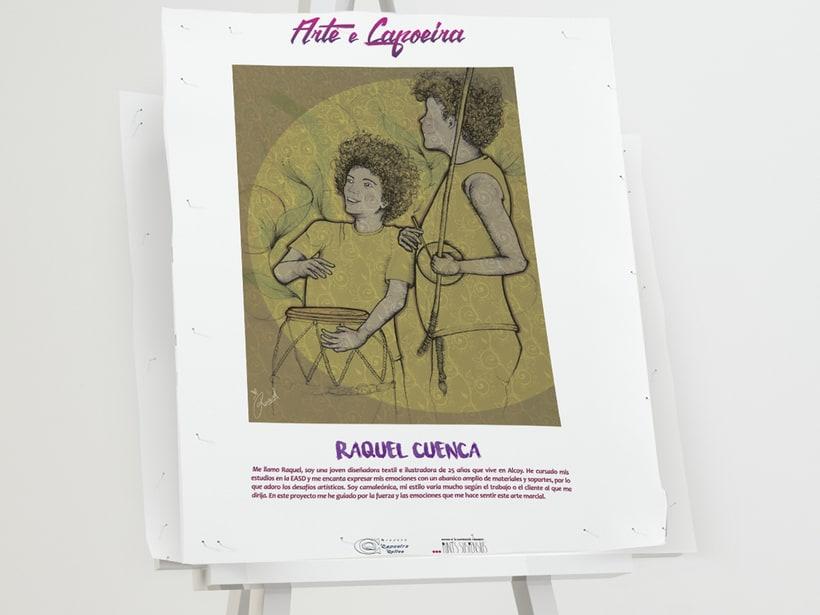 """Evento artístico-cultural """"Arte e Capoeira"""". 9"""