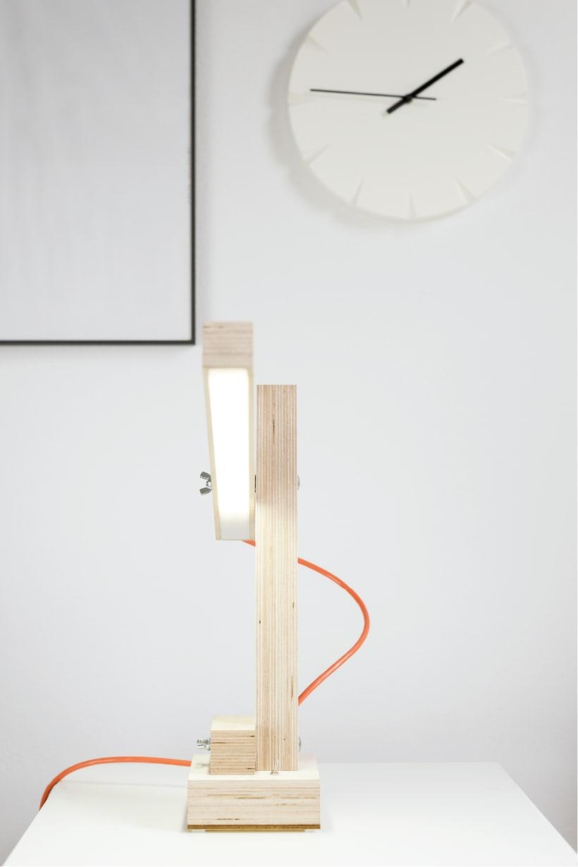 WL01 - Lámpara de escritorio 3