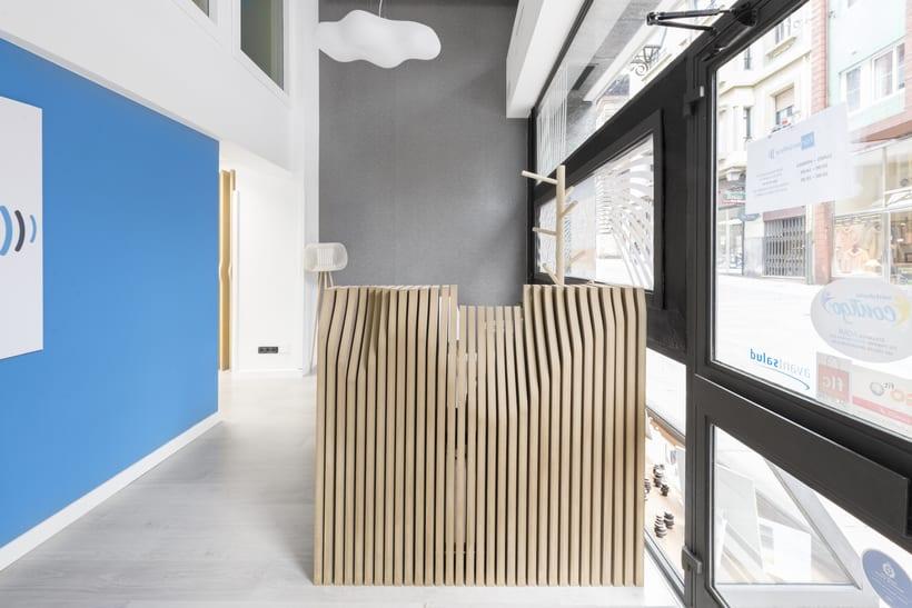 Fonacústica - Diseño de Interior / Diseño de mobiliario 2
