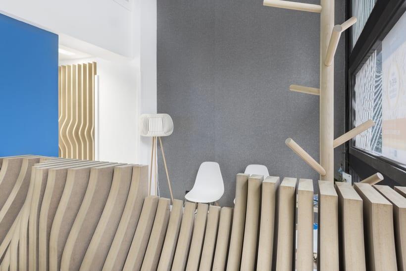 Fonacústica - Diseño de Interior / Diseño de mobiliario 3