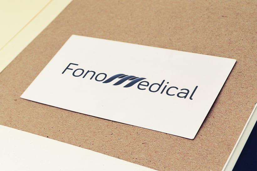 Fonomedical - Branding / Diseño de interior 6