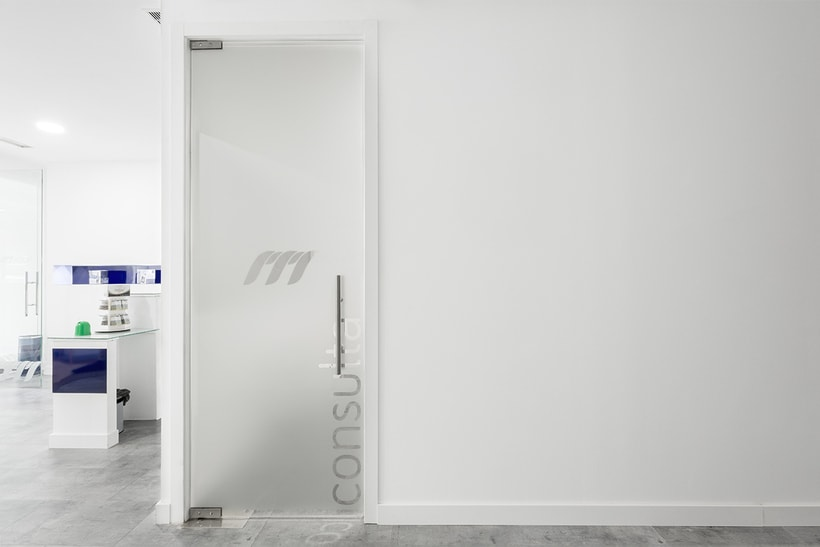 Fonomedical - Branding / Diseño de interior 4