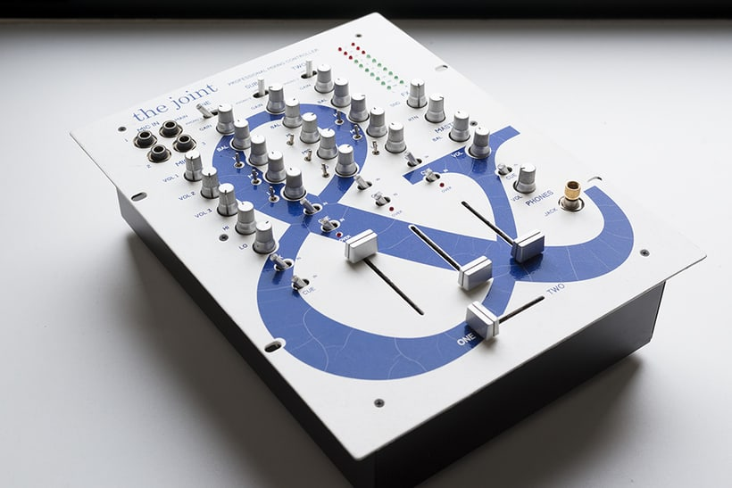 The Joint - Rediseño interfaz mesa de mezclas 0