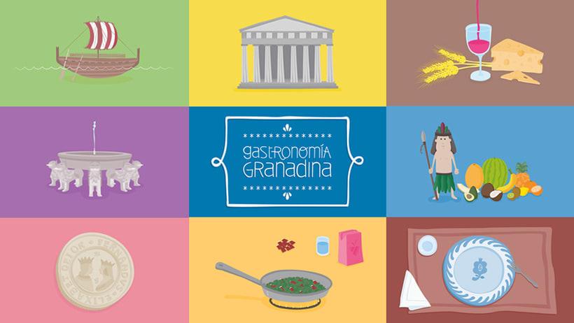 Gastronomía Granadina 2